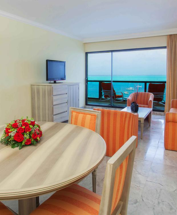 Quarto GHL GHL Relax Hotel Sunrise San Andres