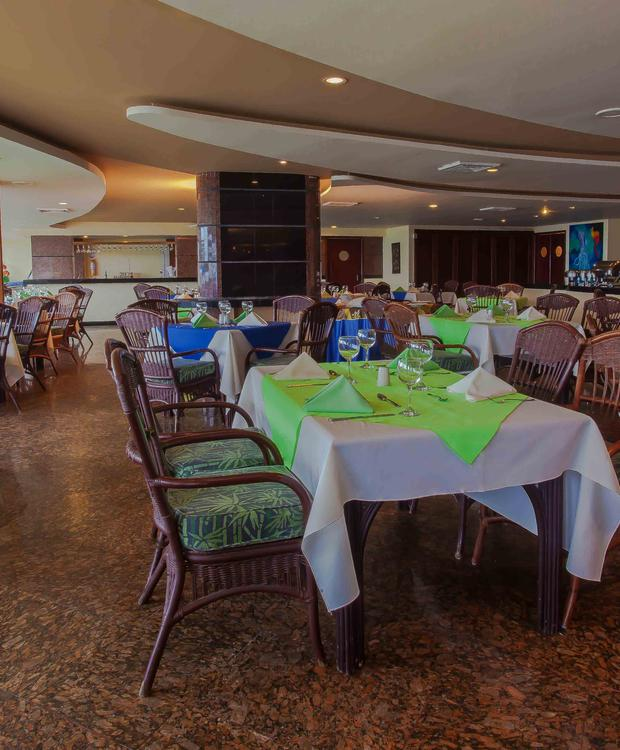 Restaurante GHL GHL Relax Hotel Sunrise San Andres